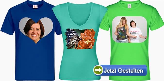 Bedrucken Lassen t Shirts Bedrucken Von Foto-shirts